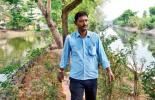 একশ টাকায় বেজি বিপ্লব চন্দ