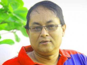 বাংলা টিভির হেড অব নিউজ জাকারিয়া কাজল